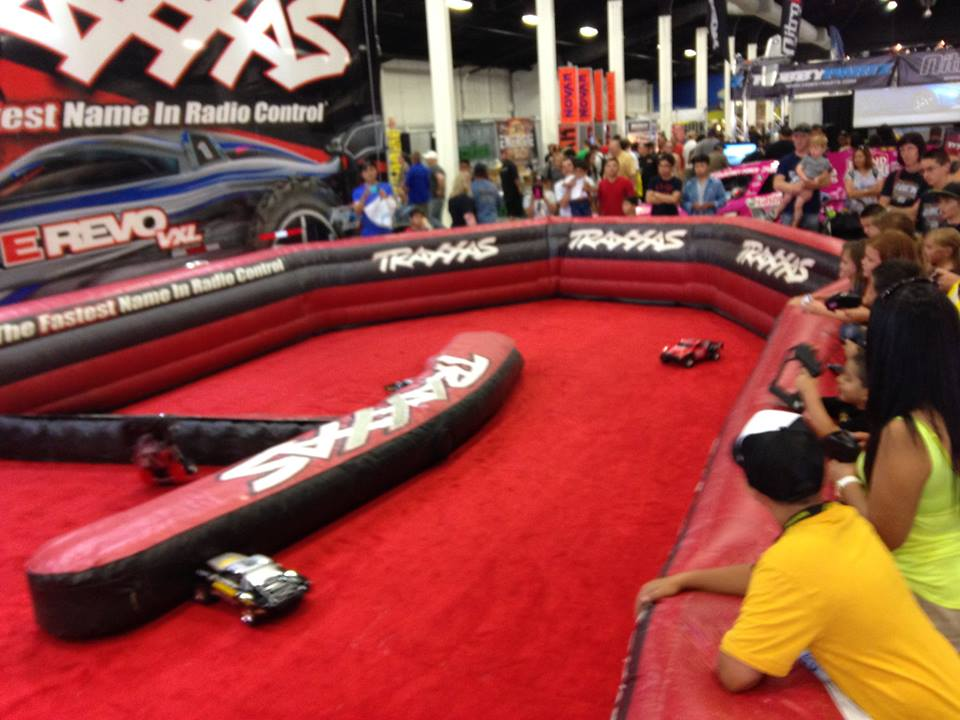 Check out the action at RCX!