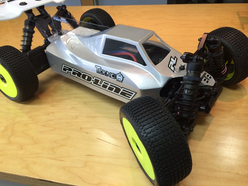 PL Phantom Tekno EB48.2 Buggy