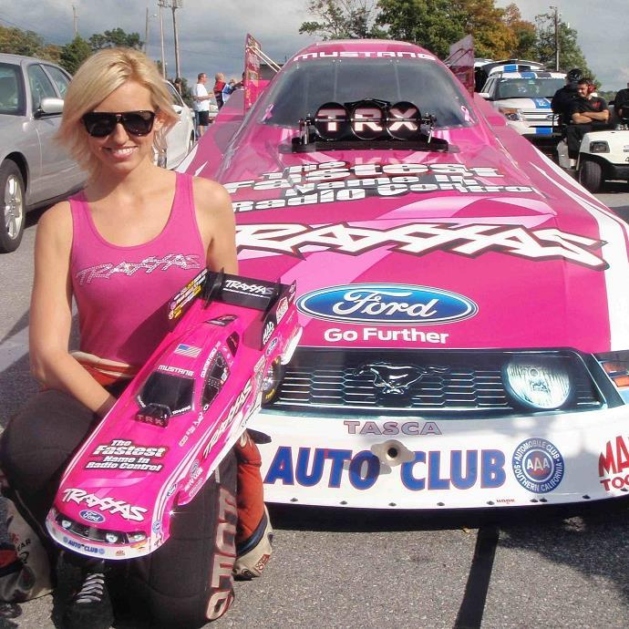 RCX THIS WEEKEND! See Courtney Force's Funny Car, Meet Traxxas Driver Sheldon Creed