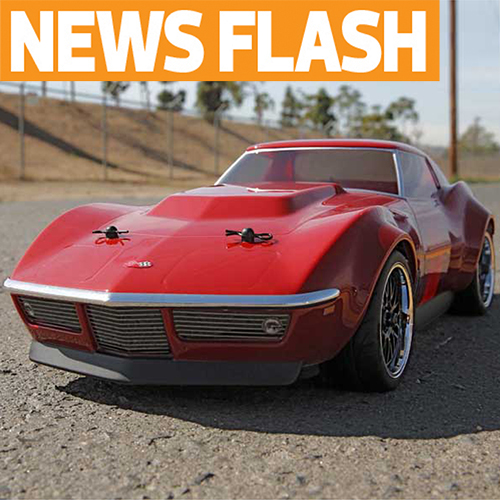 Vaterra Adds '69 Corvette to V100-S Lineup