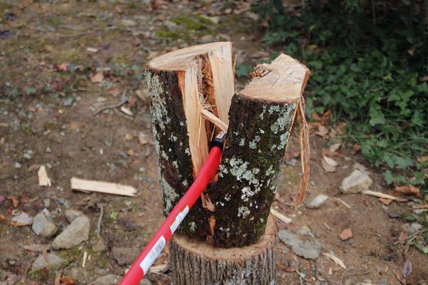 splitting-a-log