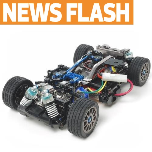 Tamiya Announces 3 New Pro-Caliber Kits
