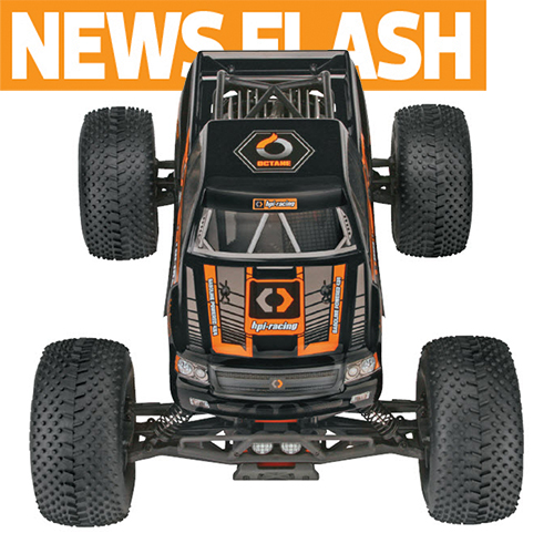 Gas-Burning HPI Savage XL Octane Set To Release This Month!