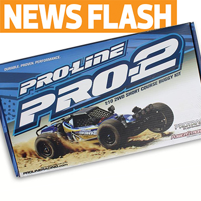 Pro-Line Has a Complete PRO-2 Buggy Kit (And We Have It)