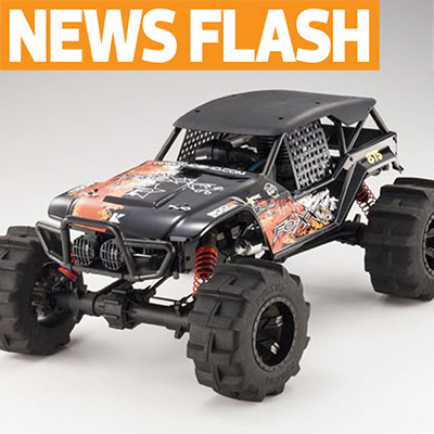 Kyosho Europe Reveals FO-XX Nitro and EP Formula Off Road Models