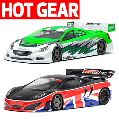 PROTOform Announces First GT12 Design, New VRS-N 200mm Shell & Lightweight World GT Bodies