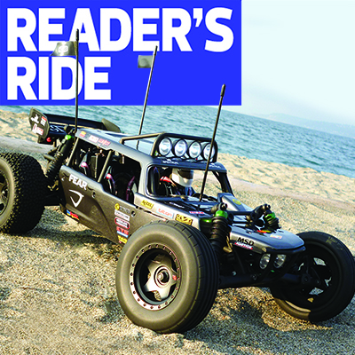 Reader's Ride: Gerardo Melchor's Vaterra Glamis Fear