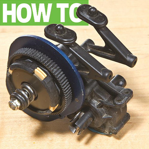 How To Rebuild Your 3-Gear Transmission