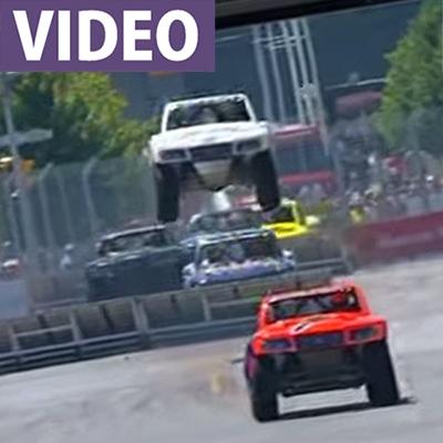Watch Live: Stadium Super Trucks at X-Games