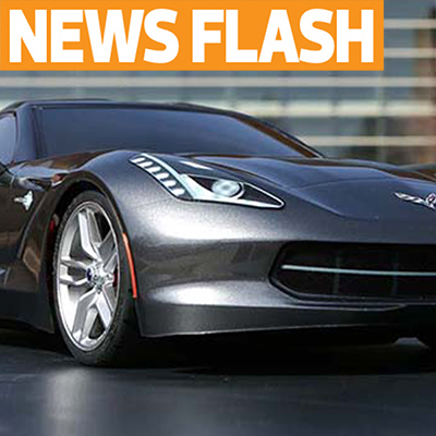 Vaterra Adds Corvette Z51 Stingray to V100-S Lineup