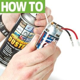How to get the most out of your brushed RTR motor