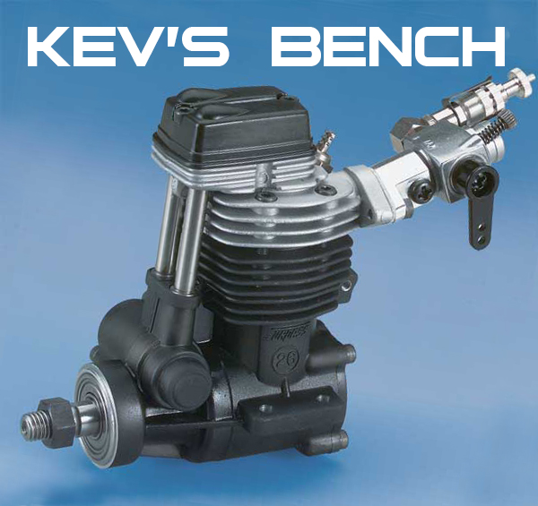 Kev's Bench: Project 4-Stroke Nitro Hauler