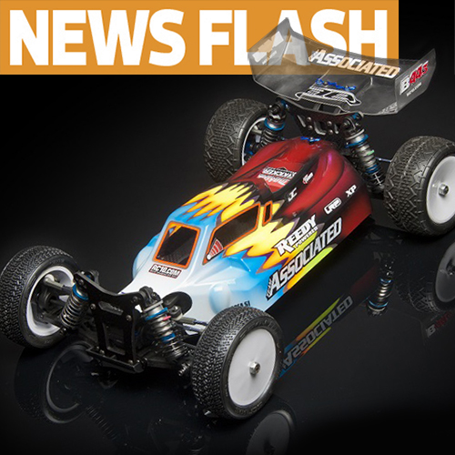 Team Associated Reveals Factory Team B44.3