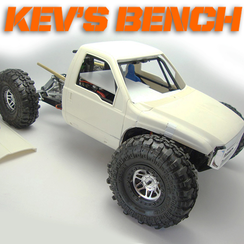 Kev's Bench: Project Vaterra Twin Hammers Sneak Peek