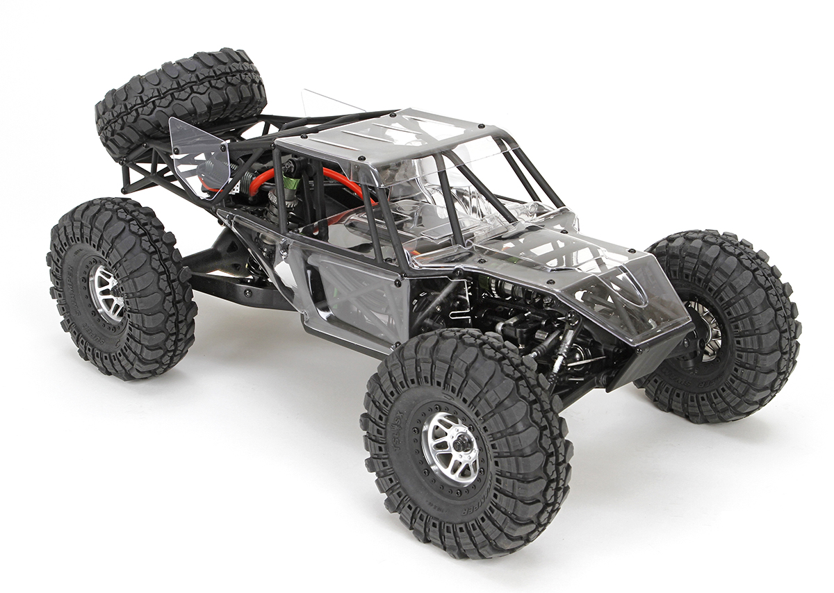 vaterra goes kit with diy twin hammers rc car action. Black Bedroom Furniture Sets. Home Design Ideas
