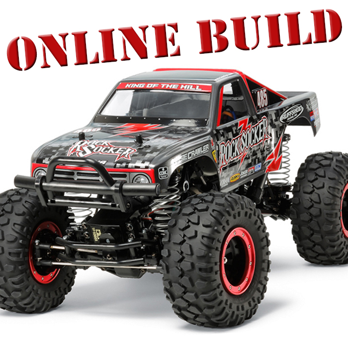 Online Build: Tamiya Rock Socker