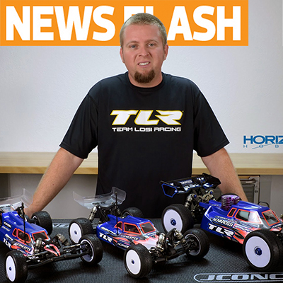 Ryan Maifield Lands at Team Losi Racing