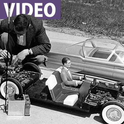 Ford Built 3/8 Scale RC Cars–In the 1950s!