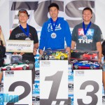 GT3 Champions Toby Zhang - First Place Matthew Tolmasoff - Second Place Alex Tolmasoff - Third Place