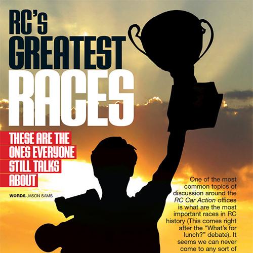 RC's Most Memorable Races