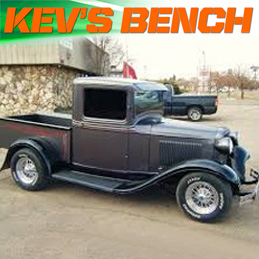 Kev's Bench: Custom '32 Ford Project