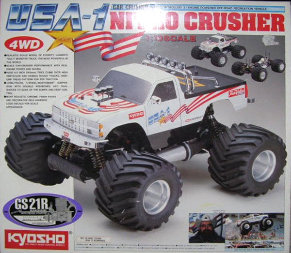 Kyosho_USA-1_NC_001 Vintage RC Car