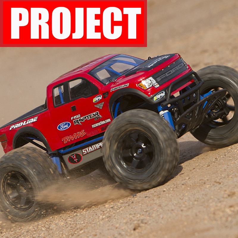 Project Stampede 4X4 From the Archives
