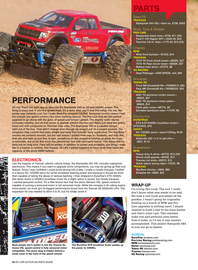 rc car action buyers guide 2015