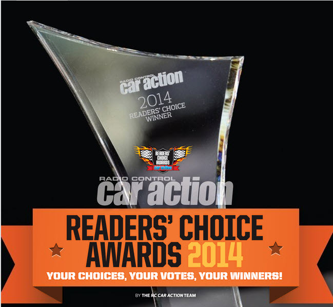 2014 Readers' Choice Awards Winners–Your Top Picks!