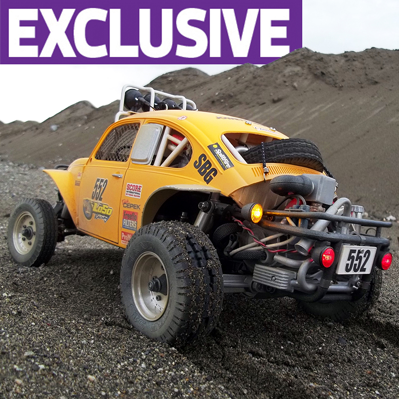Amazing Baja Build: Project Tamiya Sand Scorcher