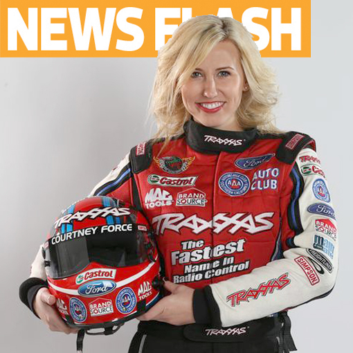 Traxxas' Courtney Force Now Fastest NHRA Driver EVER — 325.37MPH!