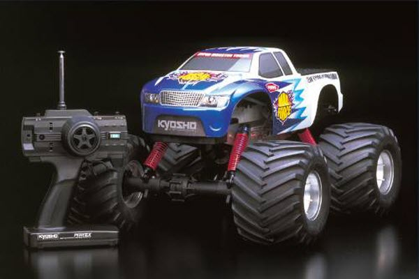 The 5 Greatest Monster Trucks Of All Time Rc Car Action