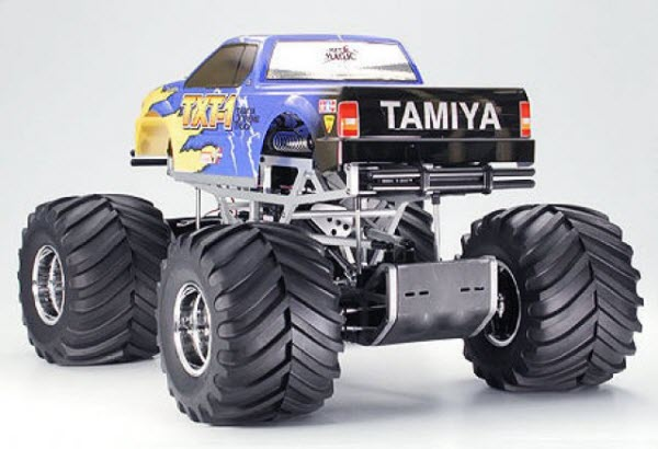 tamiya-txt-1 Vintage RC Car