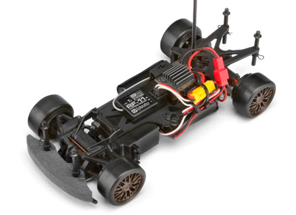 Latest Rides: SWorkz 350T, HPI Micro RS4 Discount Tire S13 ...