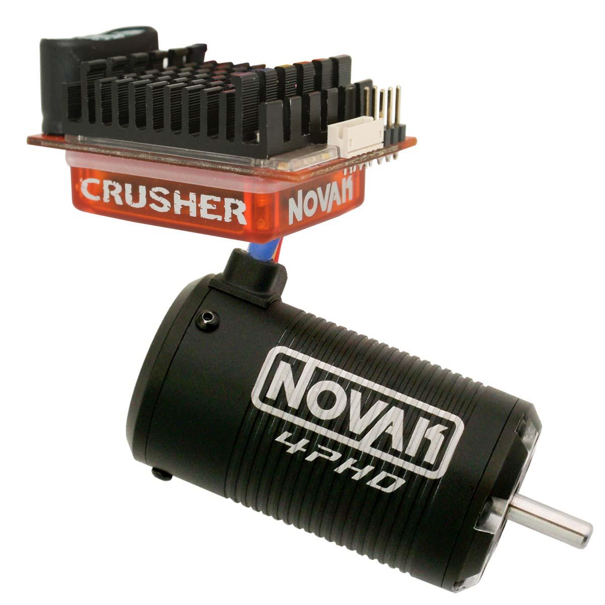 Tested: Novak Crusher & 4-Pole Heavy Duty Motor Combo