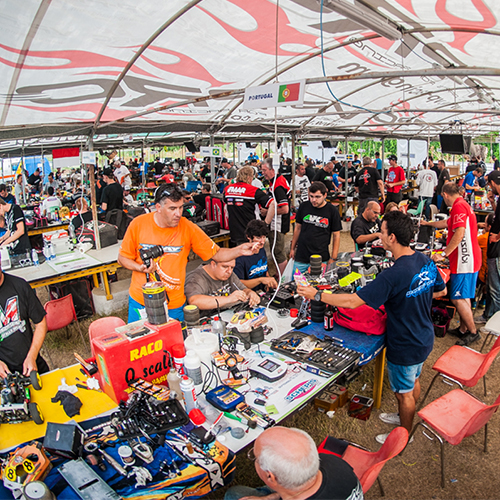 Random Sightings From the 2014 IFMAR Worlds