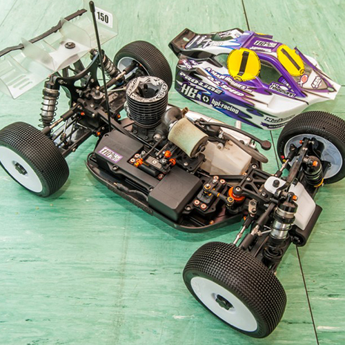 IFMAR Worlds Qualifying: Three Rounds, Three Wins for Ty Tessmann. Here's His Ride