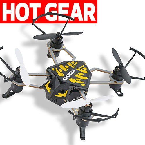 Dromida Takes Off With KODO and Ominus Quad-Copters