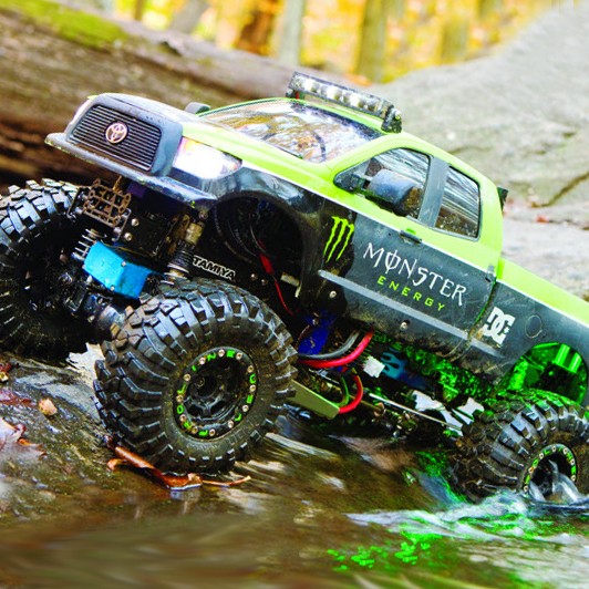 Kev's Bench: Top 5 Project Monster Trucks