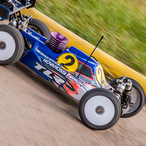 Ryan Maifield's TLR 8IGHT 3.0 at the Worlds