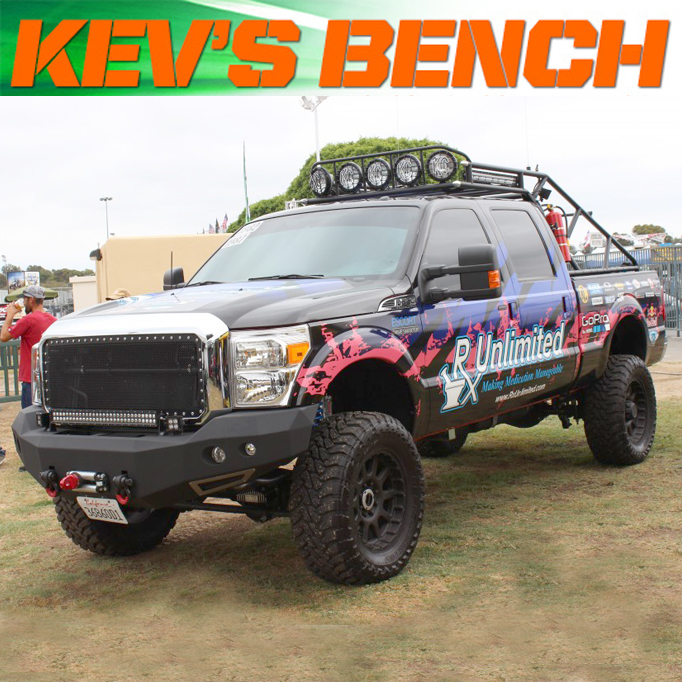 Kev's Bench: Best of the Sand Sports Super Show