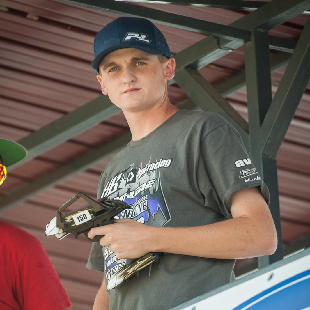 Ty Tessmann on Top as IFMAR Qualifying Wraps