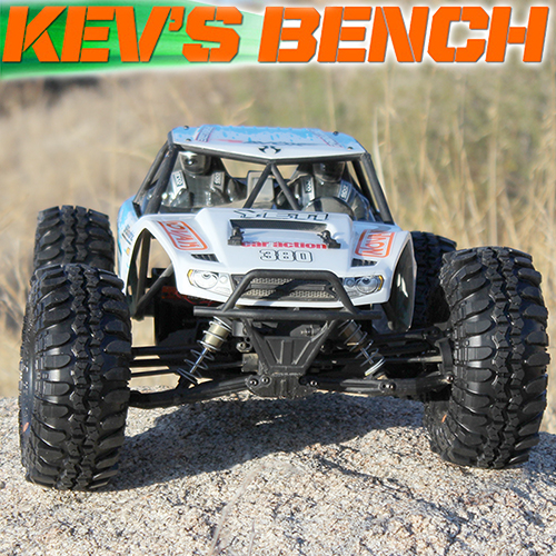 Kev's Bench: Tuning the Axial Yeti