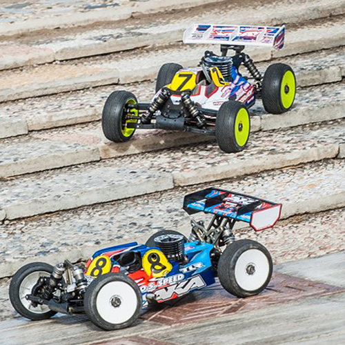 Up Close With the IFMAR 1/8 Worlds Track