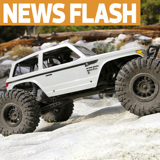 "Axial Announces New Wraith Flavor: ""Spawn"""