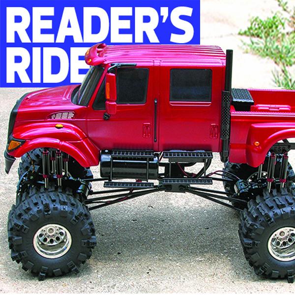 Charles Reed's Custom Monster Build