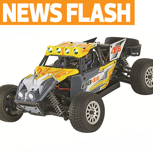 Dromida Adds to 1/18 Lineup With LED-Equipped Desert Buggy and Desert Truck Models