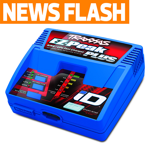 """Balance Boards Banished! Traxxas Announces """"ID"""" Charging & Battery Tech"""