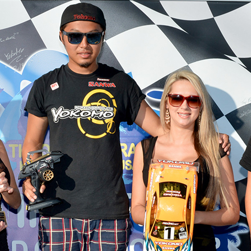 2014 IFMAR Touring and 1/12 Worlds: Naoto Matsukura and Marc Rheinard Take Titles with Yokomo & CRC