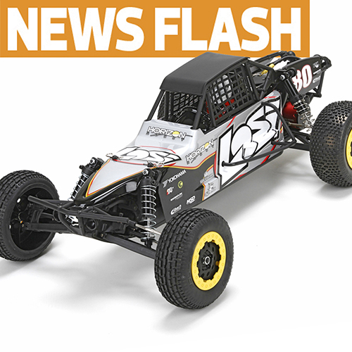 Losi Announces 4 New RTRs In 1/18, 1/10 & 1/24 Scale